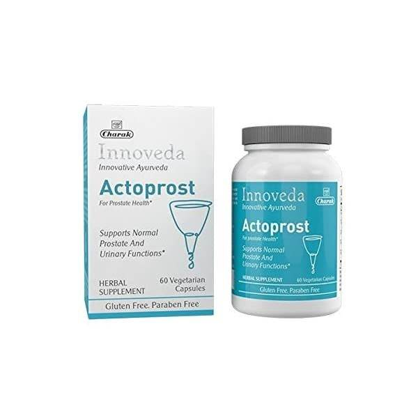 Actoprost for normal prostate function x60caps