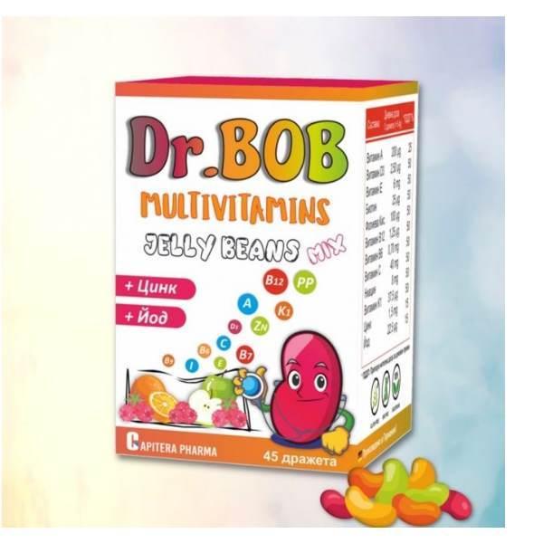 Dr. BOB Multivitamin Mix x45 tabs