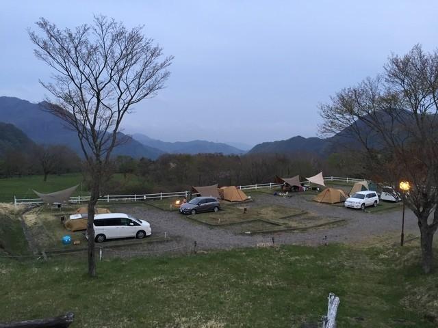 大笹牧場オートキャンプ場