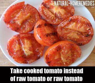 cooked tomato
