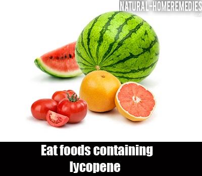 lycopene food