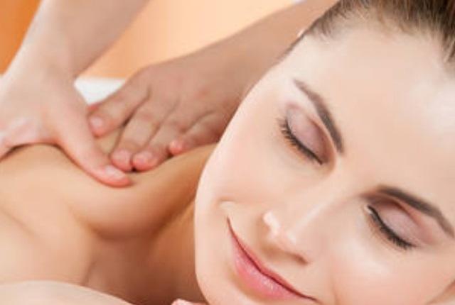 Castor Oil Hot Oil Massage