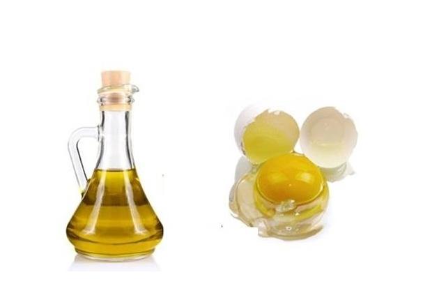 Egg Yolk And Oils