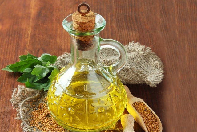 Mustard Oil Toner