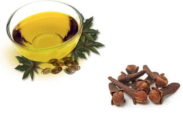Castor Oil With Cloves