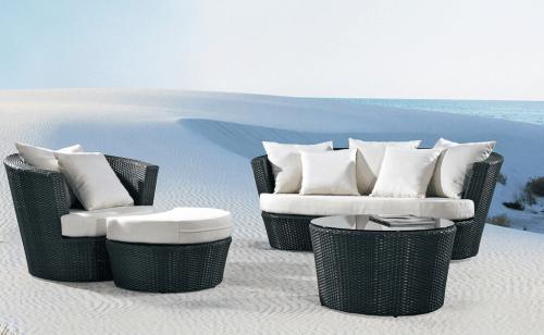 MADRID Outdoor Lounge Furniture Set