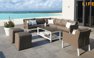 CARIBEAN Outdoor Lounge Furniture Set