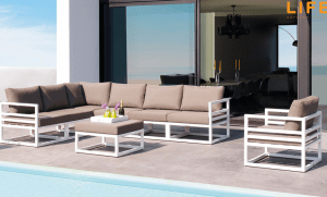 FABRI Outdoor Lounge Furniture Set