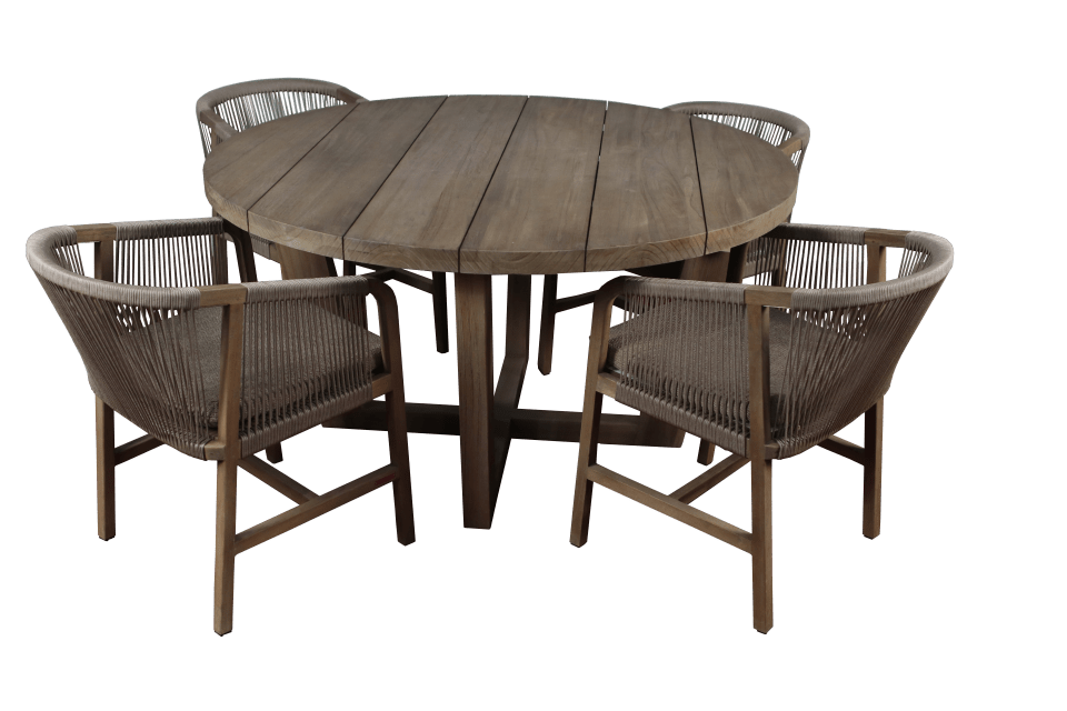 LOUIS Round Dining Set