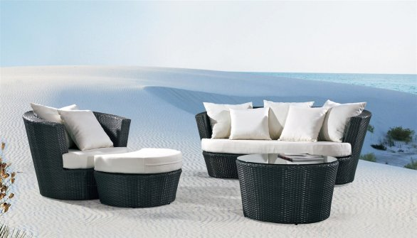 Madrid_Outdoor Lounge Set