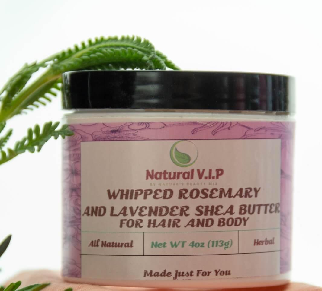 Lavender Rosemary Shea Butter Cream