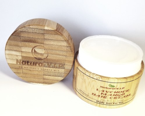 Mango Butter Cream for Natural Hair