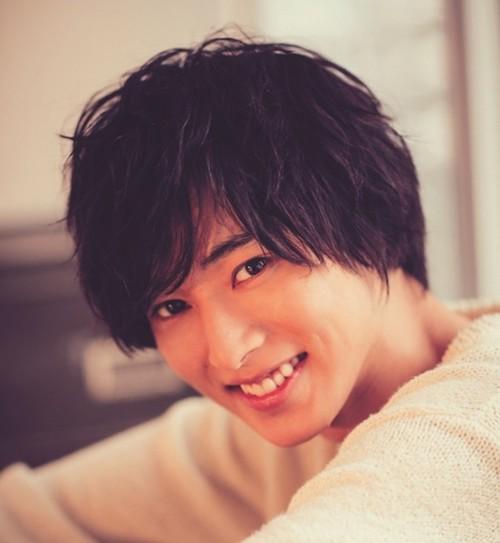 山崎賢人 笑顔 かっこいい