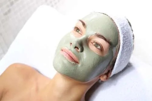 European Green Clay Mask