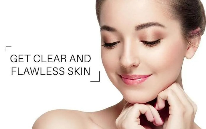 How To Get Flawless, Clear Skin