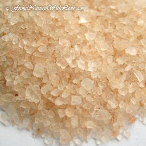 Bolivian Pink Salt