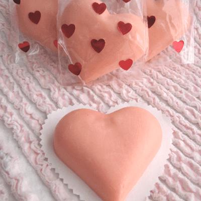 Raspberry Truffle Lotion Bars
