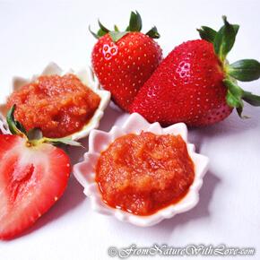 Strawberry Pedicure Spa Party