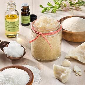 Toasted Coconut Sugar Scrub Kit