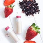 Handmade Strawberry Hibiscus Lip Balm Recipe