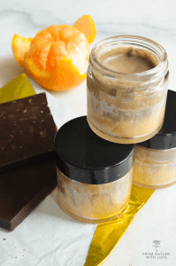 Orange Cocoa Lip Butter - Recipe and Tutorial