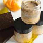 Orange Cocoa Lip Butter - Recipe and Tutorial