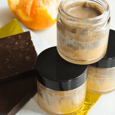 Orange Cocoa Lip Butter