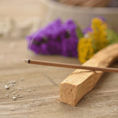 How to Make Incense Sticks Using Essential Oils
