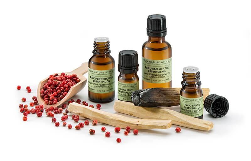 Peruvian essential oils