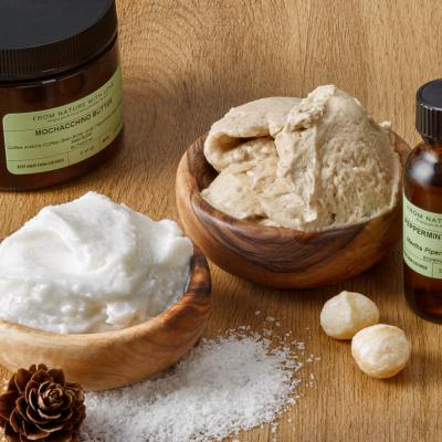 Quick and Easy Whipped Body Butter Formulation