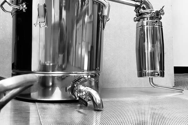 Essential Oil Purity Distilling