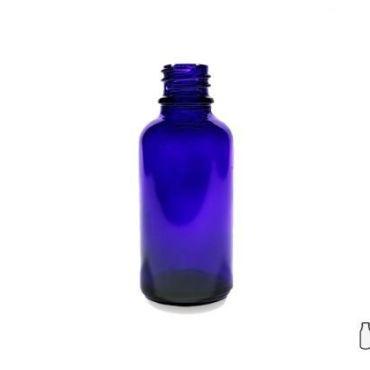 30ml blue dropper bottle