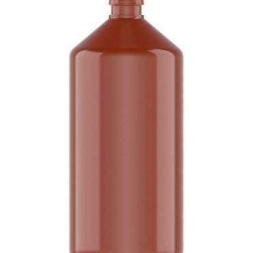Apothecary 1000ml Style Plastic Bottle 28mm neck PET Plastic