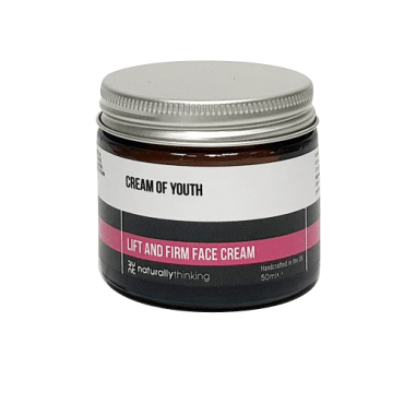 Cream of Youth Face Cream to firm sagging skin and restore elasticity