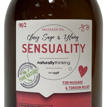 Sensual Massage Oil ideal for Valentines Day