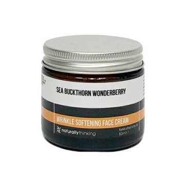Wonderberry Face Cream with Sea Buckthorn to wrinkle soften
