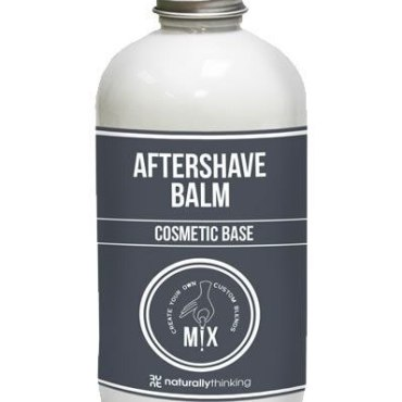 Simple and luxurious our aftershave balm is suitable for the addition of essential oils