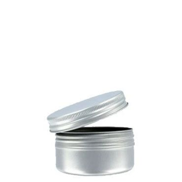 Aluminium Jar 15ml with EPE liner suitable for cosmetic use, creams, lotions skincare