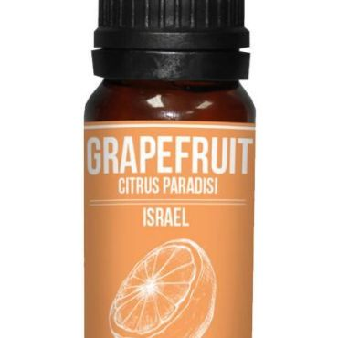 Grapefruit essential oil, detoxifying oil properties and buy online