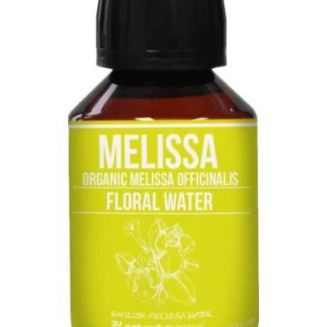 Melissa water is astringent, whilst providing calming relief to the senses