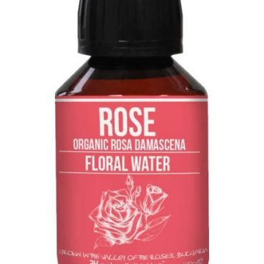 Rose floral water made from pure Bulgarian rose oil production buy online and in stock
