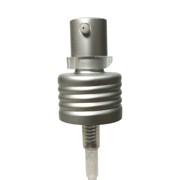 24mm aluminium cream pump for plastic bottles