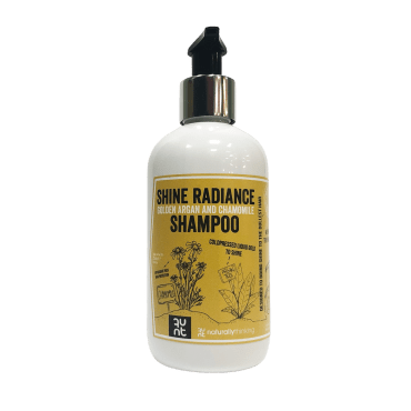 Shine Radiance Shampoo Old Packaging