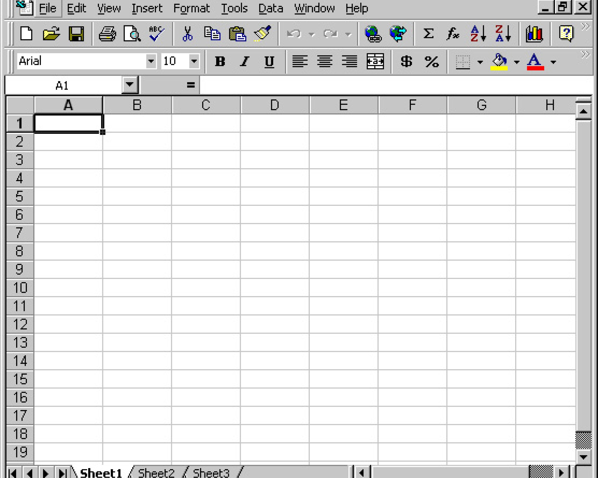 Retail Open To Buy Excel Template