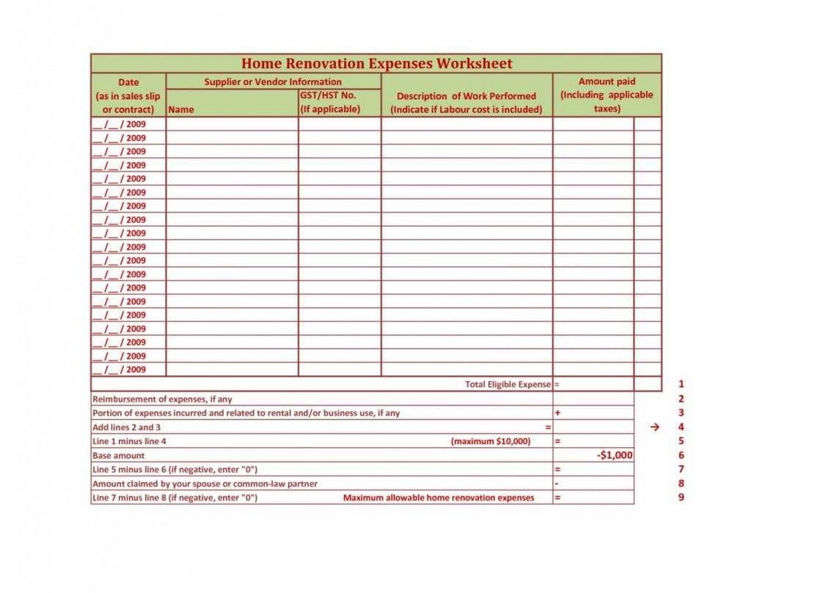 Dave Ramsey Budget Worksheets
