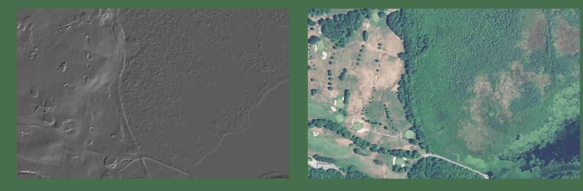 Exploring Ponkapoag Pond with Python GIS: Part I – Raster Data