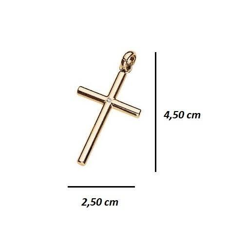 Pingente Rommanel 540960 crucifixo