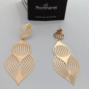 Brinco Rommanel 525505