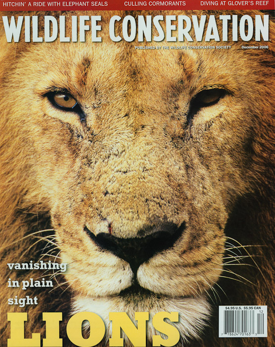 2006 December Wildlife Conservation