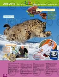 Cover of 2014 November GEOlino